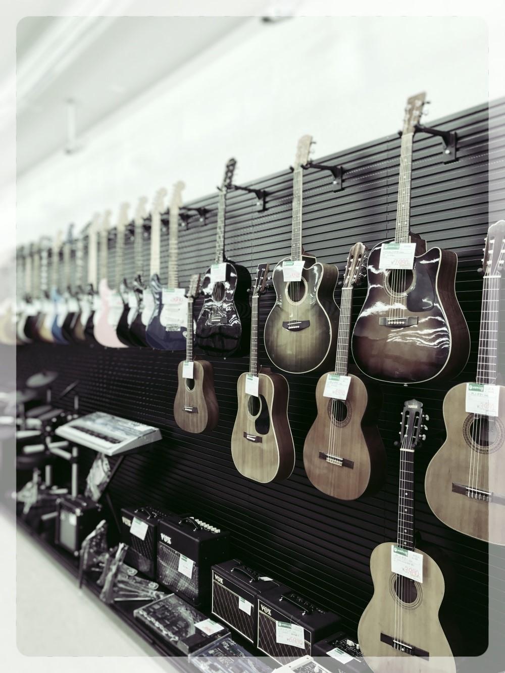 ギター、ベース、ドラム メガチャンス