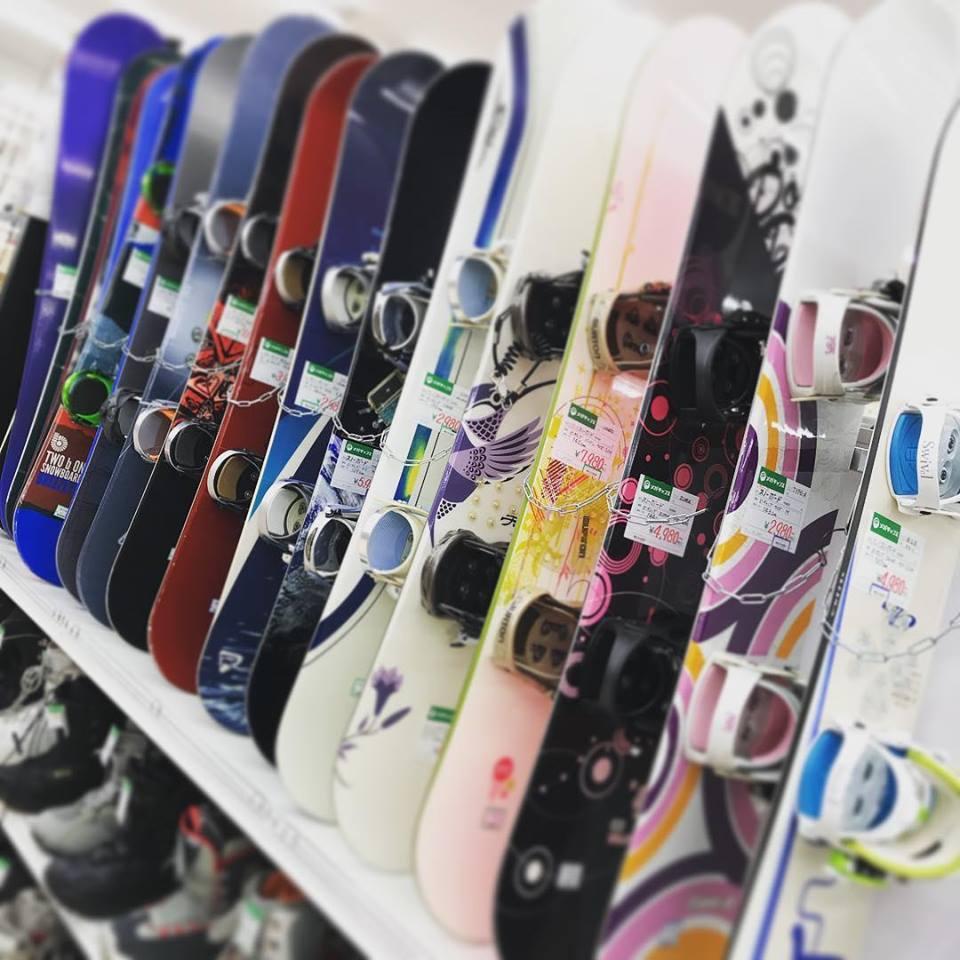 スキースノーボード